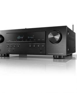 RECEPTOR AV DENON AVR-S650H BLACK