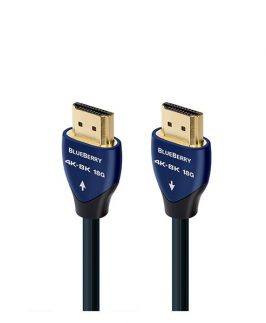 CABO HDMI 1,5m 4K-8K AUDIOQUEST BLUEBERRY